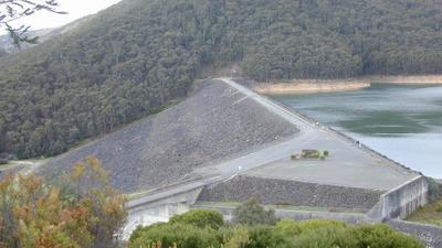 Upper Yarra Dam