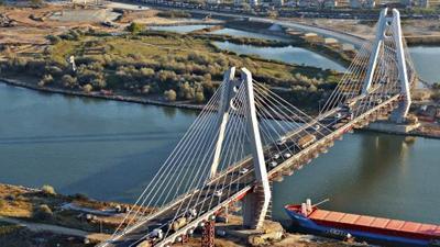 Agigea Bridge