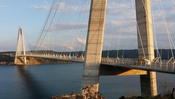 Bosphore 3 Bridge