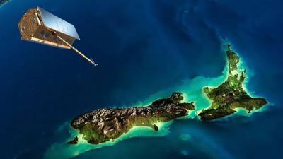 Launching in New Caledonia